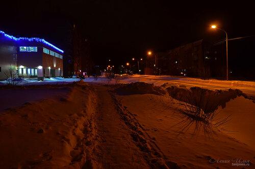 Фото города Инта №7332  Куратова 50а, 48 и 41 22.12.2014_17:30