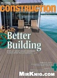 Журнал Construction Today - №9-10 2013