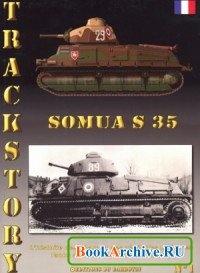 Книга Trackstory No 1: Somua S 35.