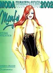 Журнал Moda Marfy 2002