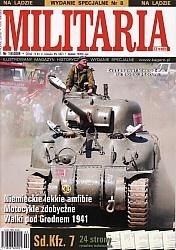 Журнал Militaria XX wieku Nr 8 specjalne