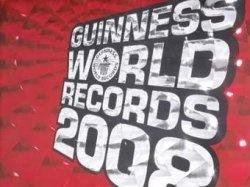 Книга рекордов Гиннеса 2008