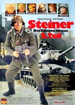 Steiner - Das eiserne Kreuz Teil 1 und Teil 2 (1979)