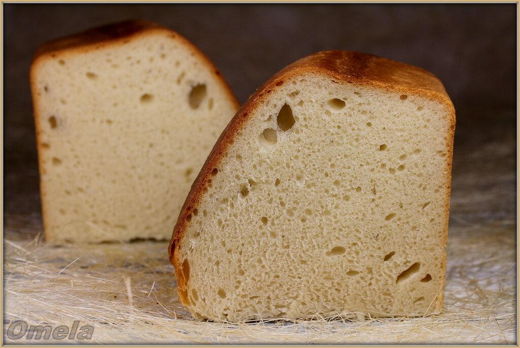 Идеально белый хлеб (Perfect white bread)