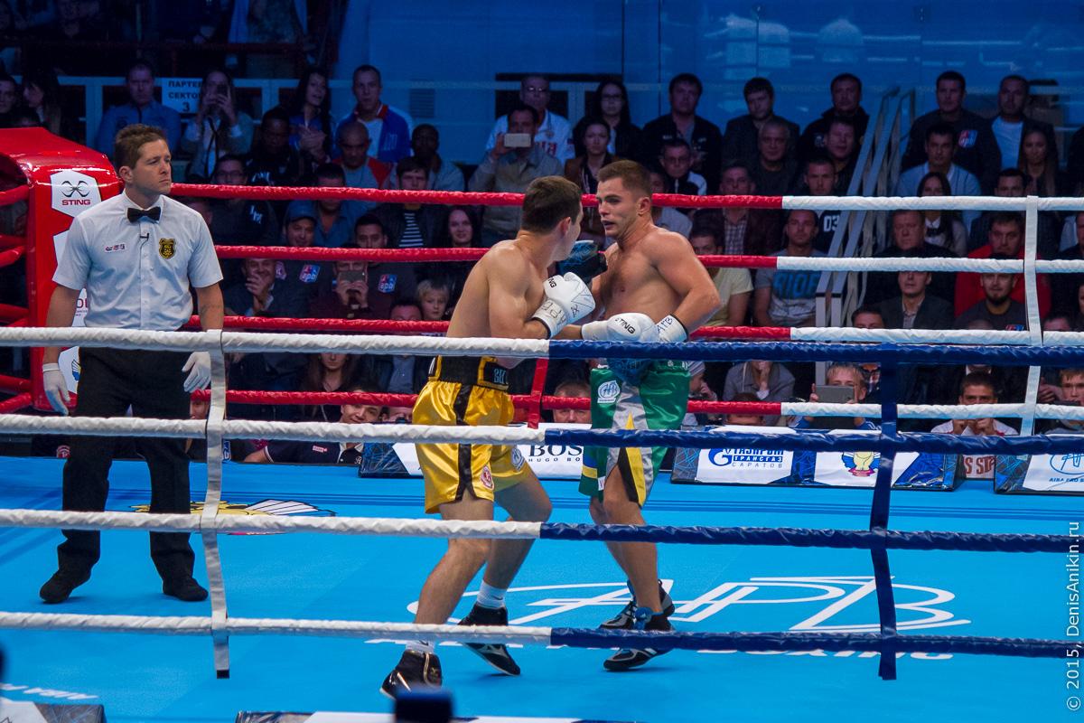 Чеботарев vs Митрофанов Саратов 5