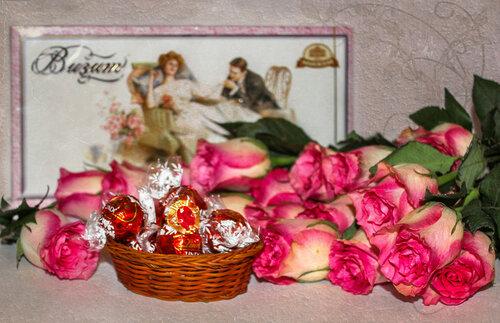 Цветочно-конфетный период