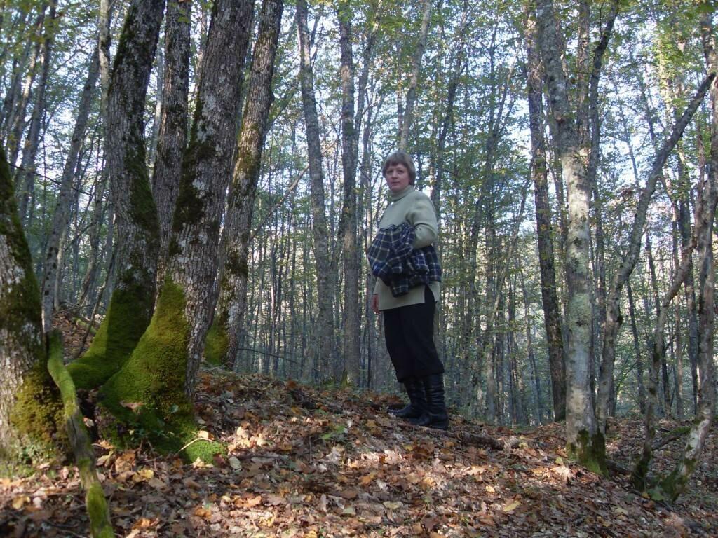 12 октября 2008, под Горячим Ключом, в лесу (109).JPG