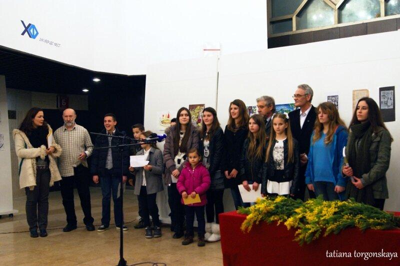 Победители выставки