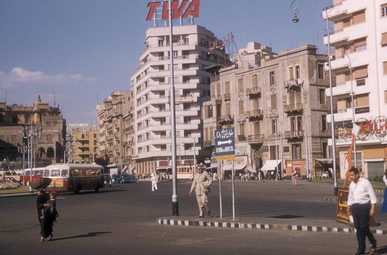 Уличная сцена