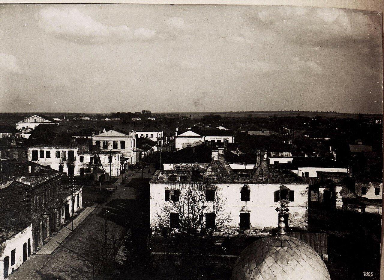 Панорама города (5/IV.1918)