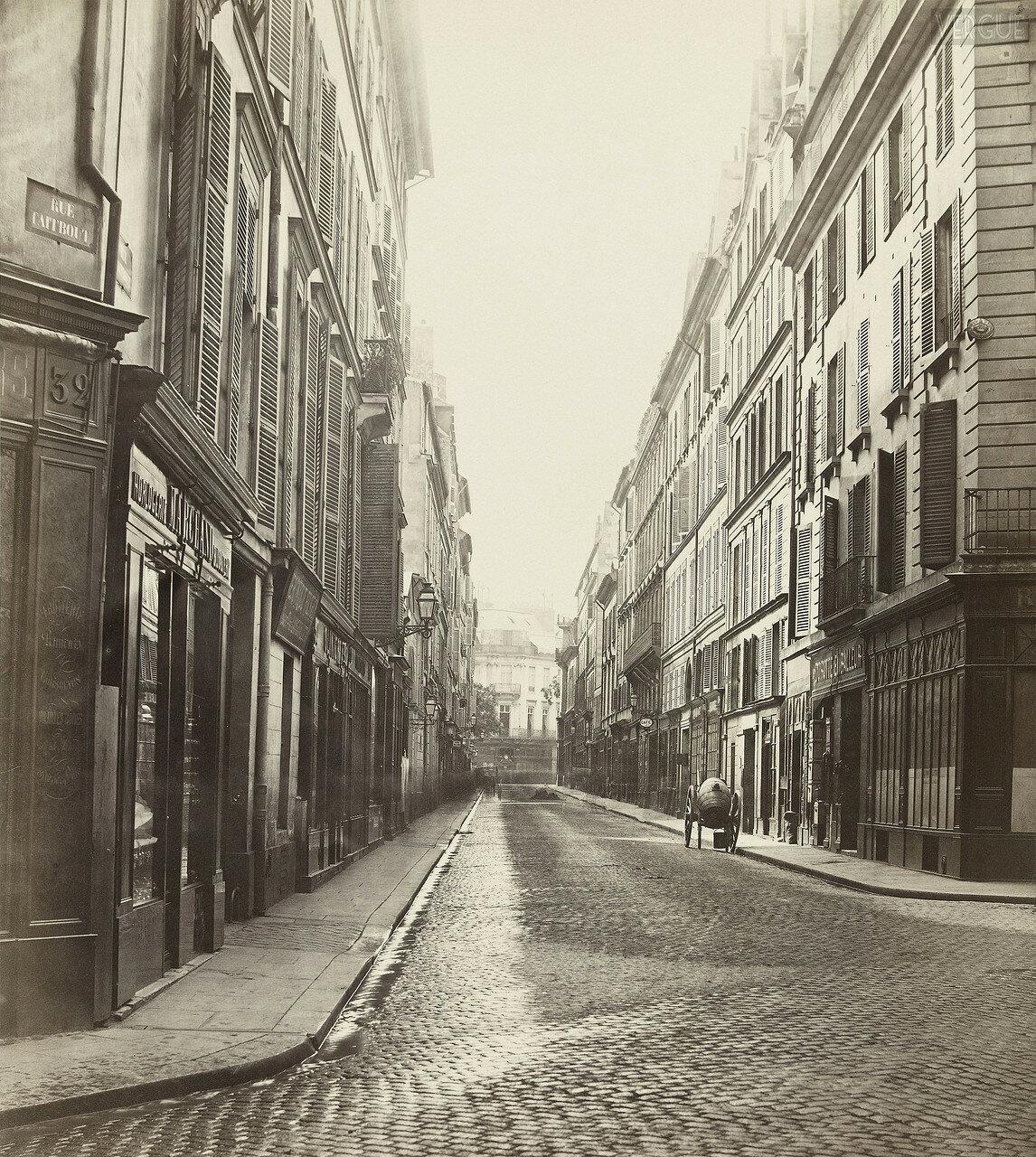 Рю Тетбу. 1866