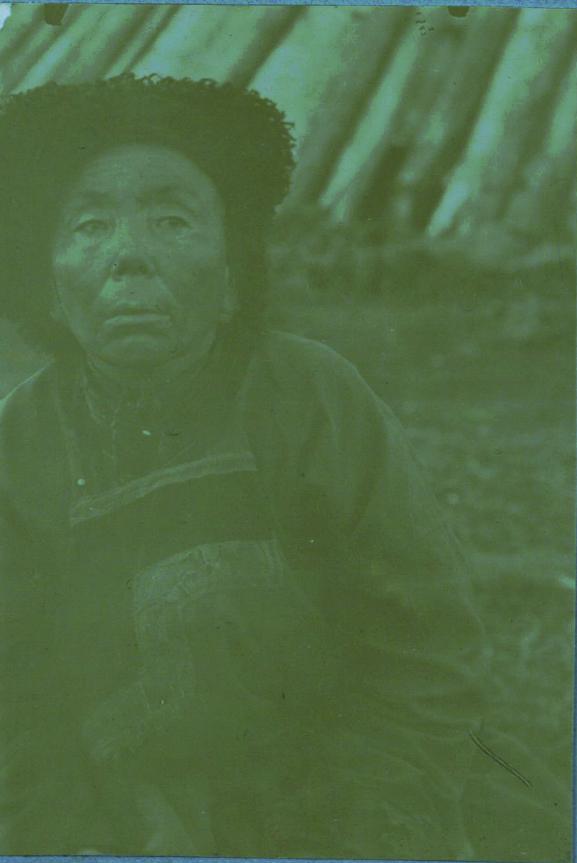 45. Таджинка. Пьяная старуха