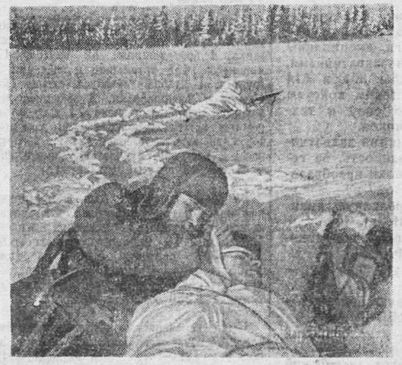 «Красная звезда», 17 февраля 1942 года, как русские немцев били, потери немцев на Восточном фронте, русский дух