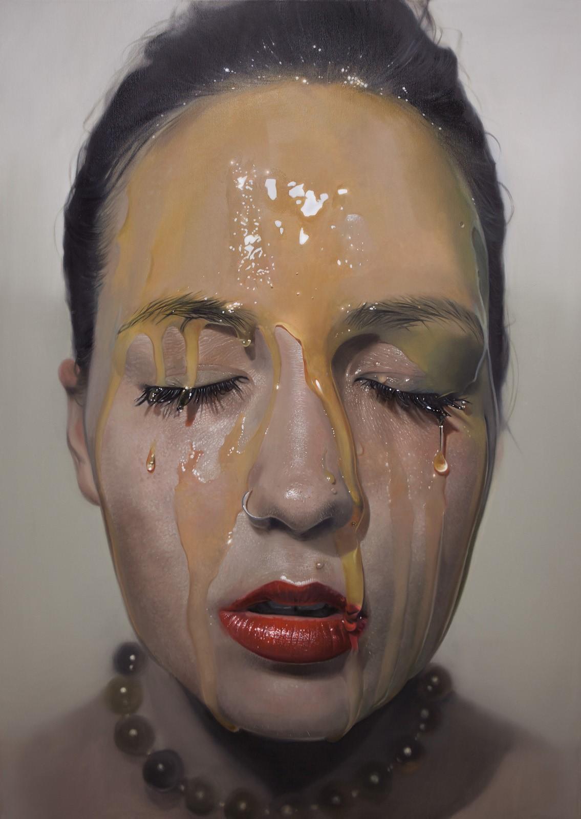 реалистичная живопись: