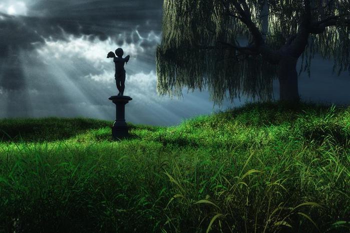 «Третьи сутки ветер и дождь льет...»