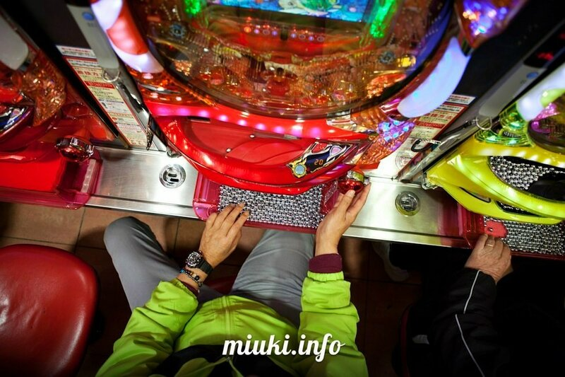 Секреты японских игровых автоматов Пачинко
