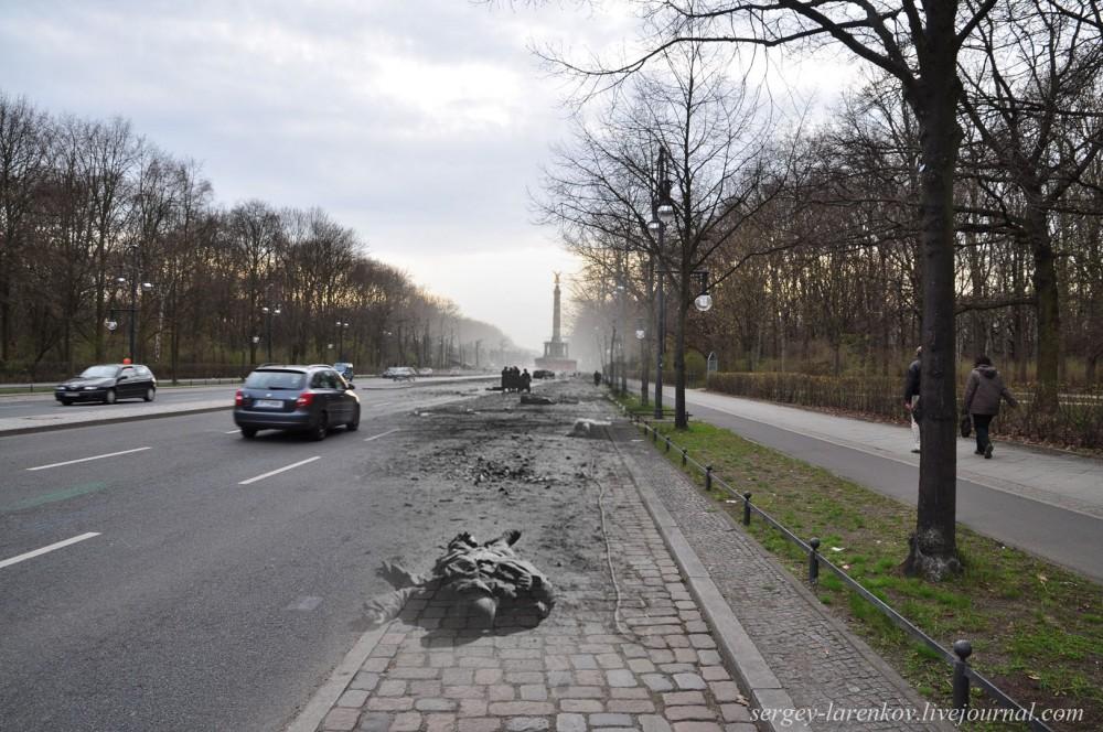 40 Берлин 1945-2010. Улица 17 июня..jpg