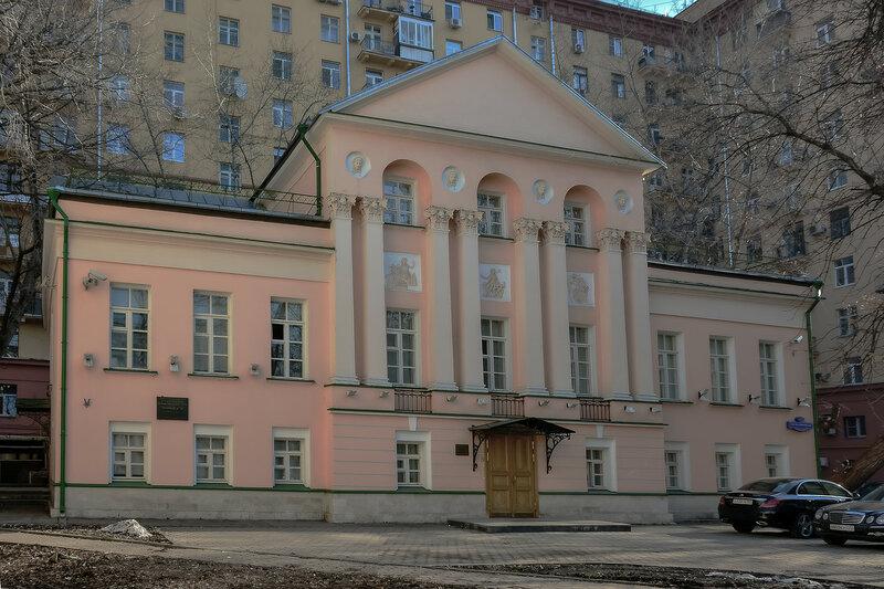 Главный дом усадьбы Иконниковых - Бажанова