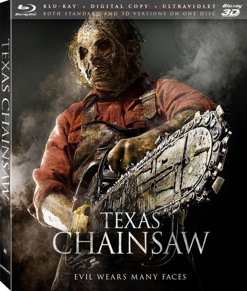 Техасская резня бензопилой 3D / Texas Chainsaw 3D (2013/BDRip/HDRip/3D)
