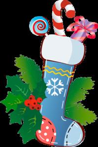 Рождественские носки