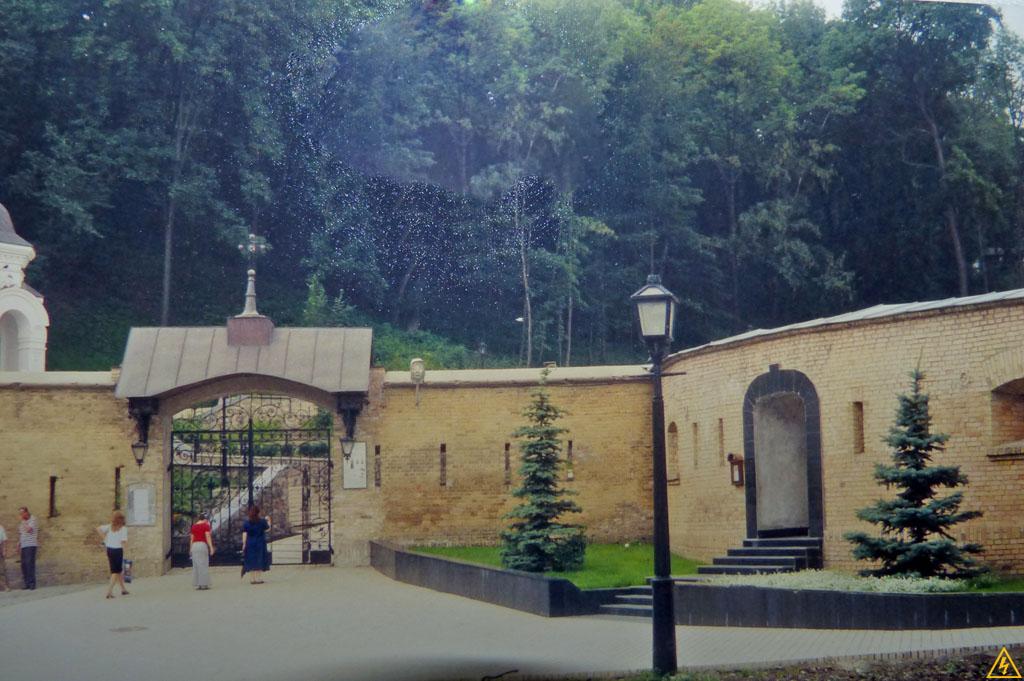 Киево-Печерская Лавра на старых фотографиях