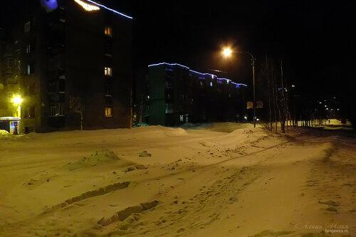 Фото города Инта №7324  Воркутинская 3 и 5 17.12.2014_18:03