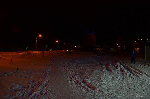 Фото города Инта №7336  Та же точка съёмки, но в сторону Куратова 70 22.12.2014_17:32