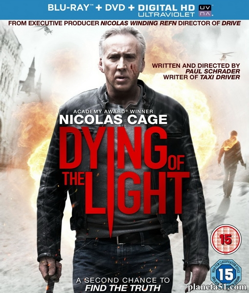 Умирающий свет / Dying of the Light (2014/BDRip/HDRip)