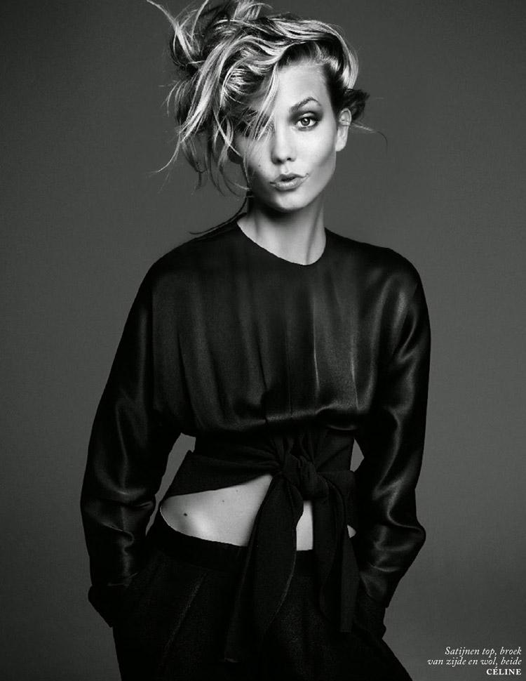 Карли Клосс (Karlie Kloss) в журнале Vogue Netherlands