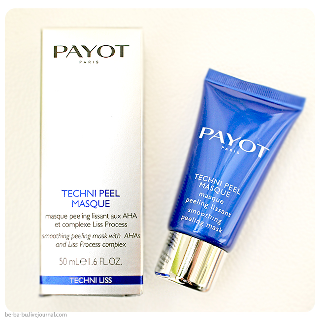 Payot-Techni-Peel-Masque-Smoothing-Peeling-Mask-Разглаживающая-маска-с-эффектом-пилинга-Отзыв2.jpg