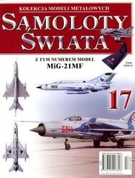 Книга MiG-21MF (Samoloty Swiata №17)