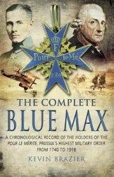 Книга The Complete Blue Max