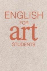 Книга English for art student