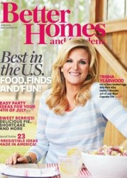 Журнал Better Homes and Gardens - №7 2013 (US)