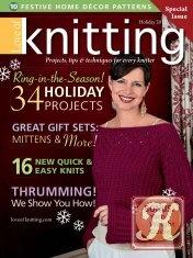 Книга Love of Knitting - Holiday 2012