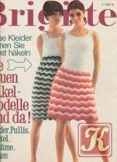 Журнал Brigitte 1966