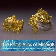 Журнал The Photo-Atlas Of Minerals / Фото-Атлас Минералов