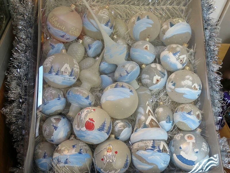 Музей ёлочных игрушек
