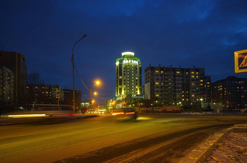 Улица Батурина