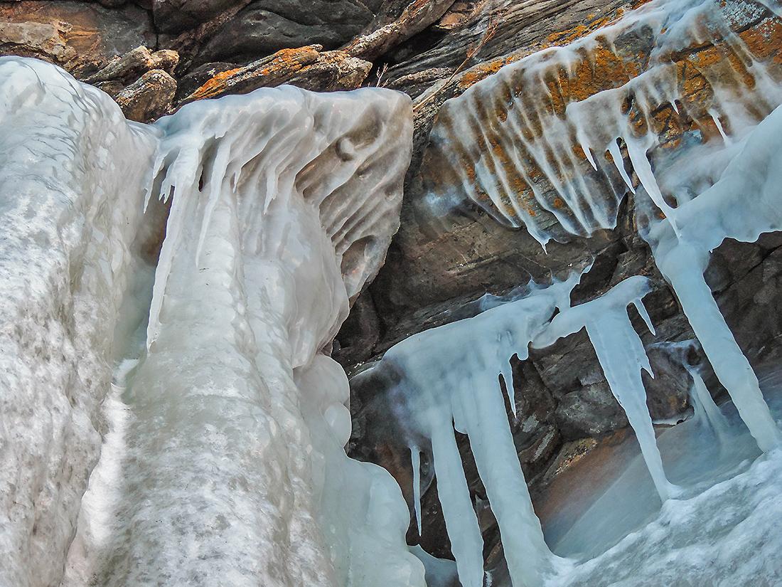 Ледяные причуды