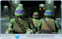 Черепашки-ниндзя. Полная коллекция / Teenage Mutant Ninja Turtles. Classic Collection (2012-2018/WEB-DL/WEB-DLRip)