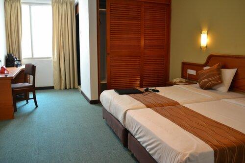 Пенанг. Отель Континенталь.