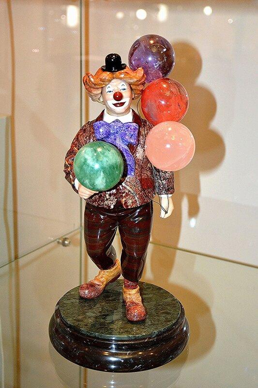 """Сергеев И.В. (II). Скульптура """"Рыжий"""". 2012 DSC_1349.JPG"""