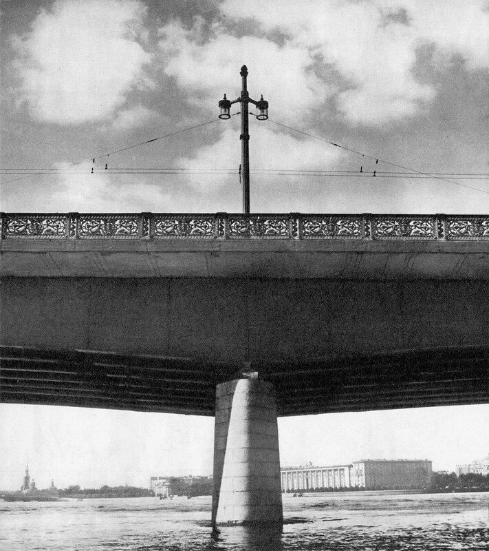 Литейный мост / Liteiny Bridge