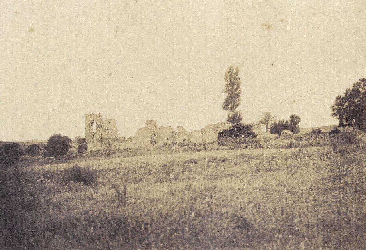 1856-1857. Руины (фотограф Феликс-Жак-Антуан Мулен)