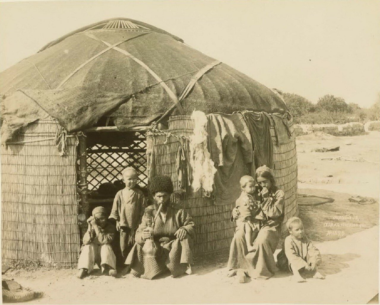 Астраханские текинцы