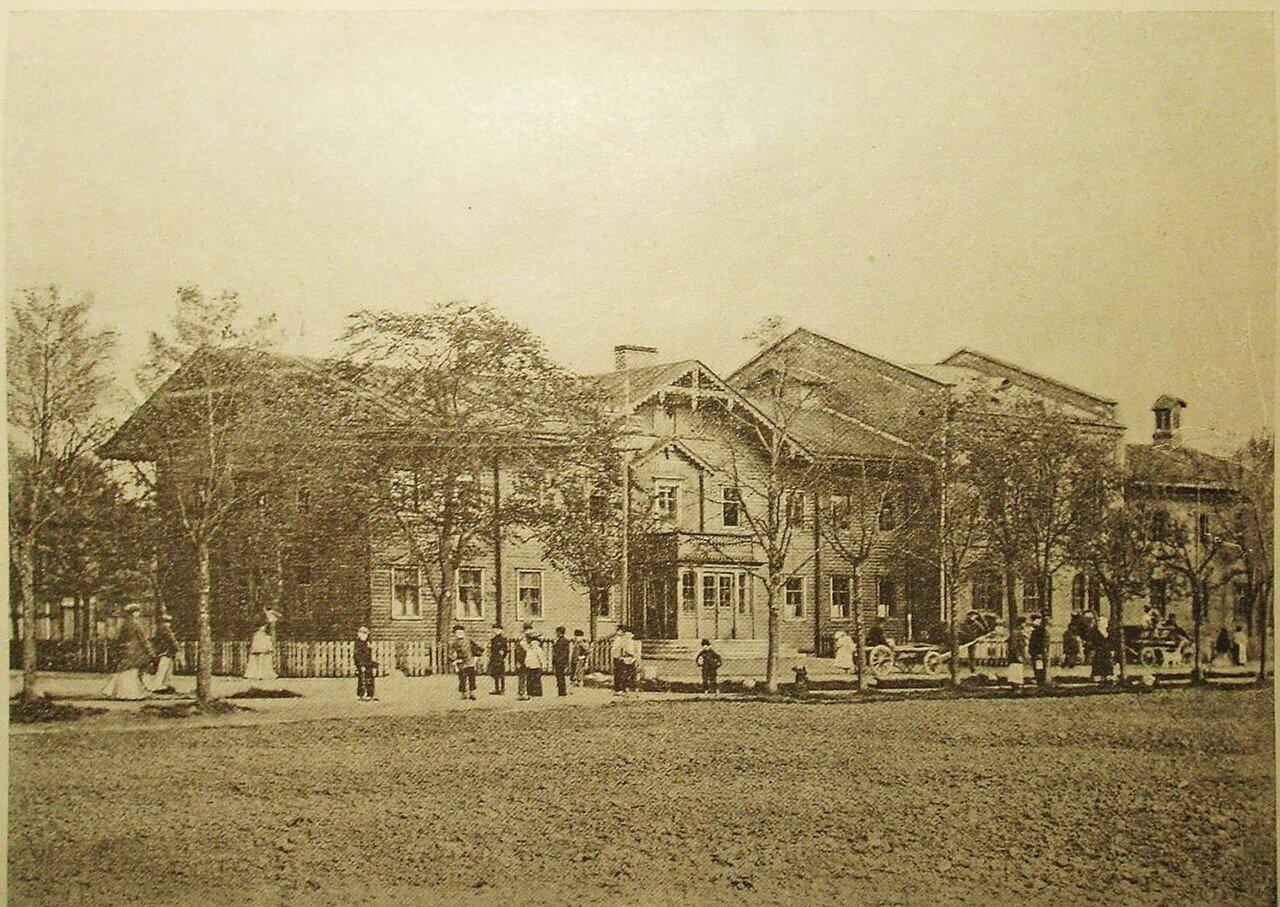 Кренгольмское двухклассное училище