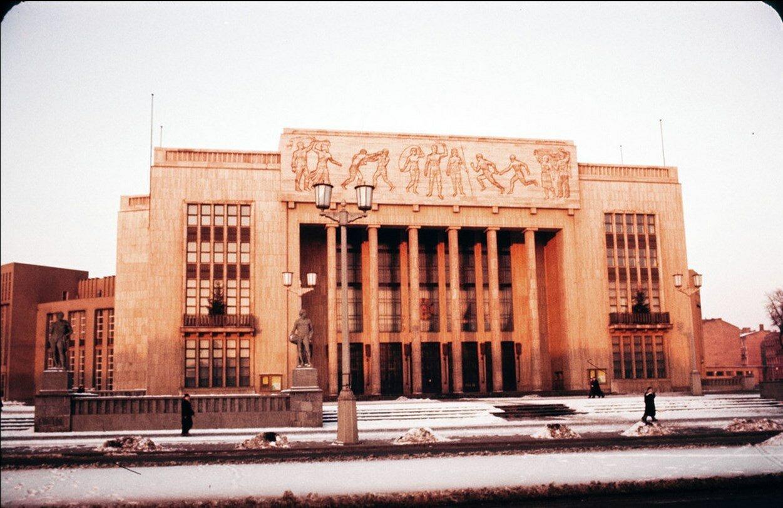 01. Зима, 1956