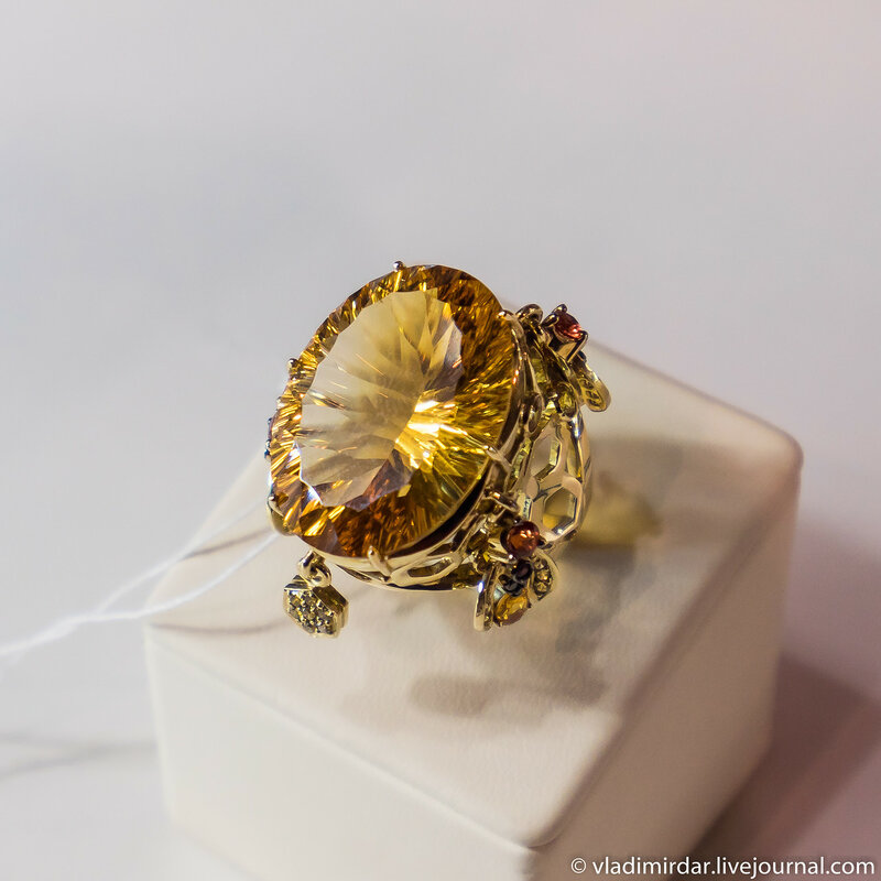 Перстень с изыском