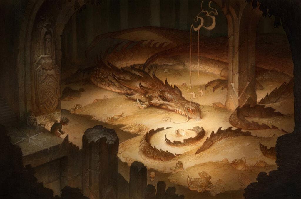 Tolkien illustrated, Justin Gerard80.jpg
